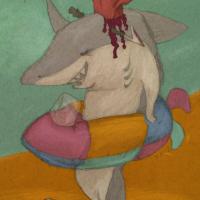 Sharks Booed! / 상어의 할로윈